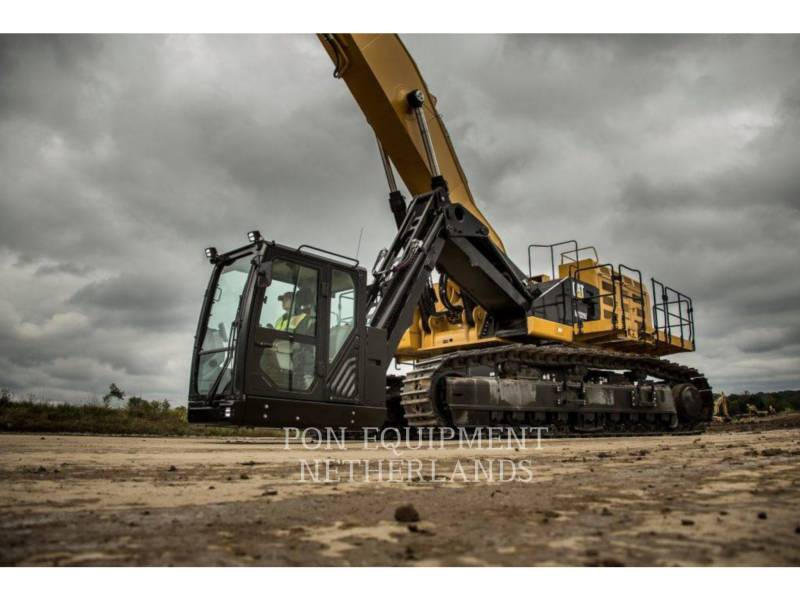 OTHER US MFGRS EXCAVADORAS DE CADENAS Multidocker with Caterpillar technology MH3295 Mat equipment  photo 2
