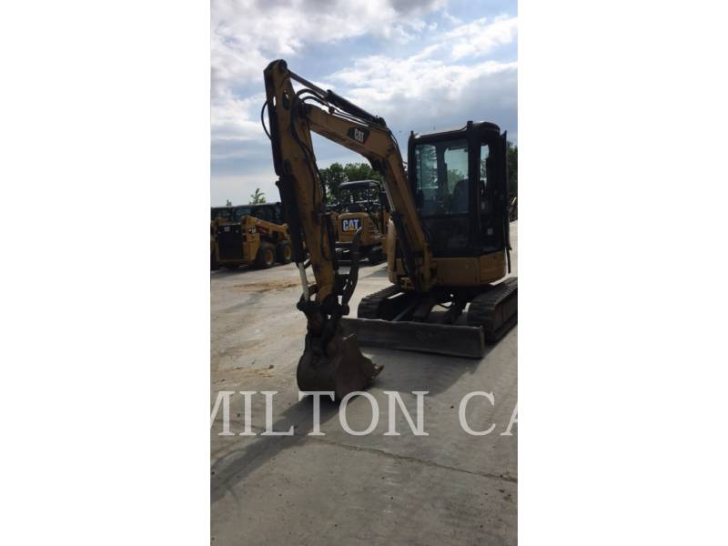 CATERPILLAR KETTEN-HYDRAULIKBAGGER 303.5CCR equipment  photo 1