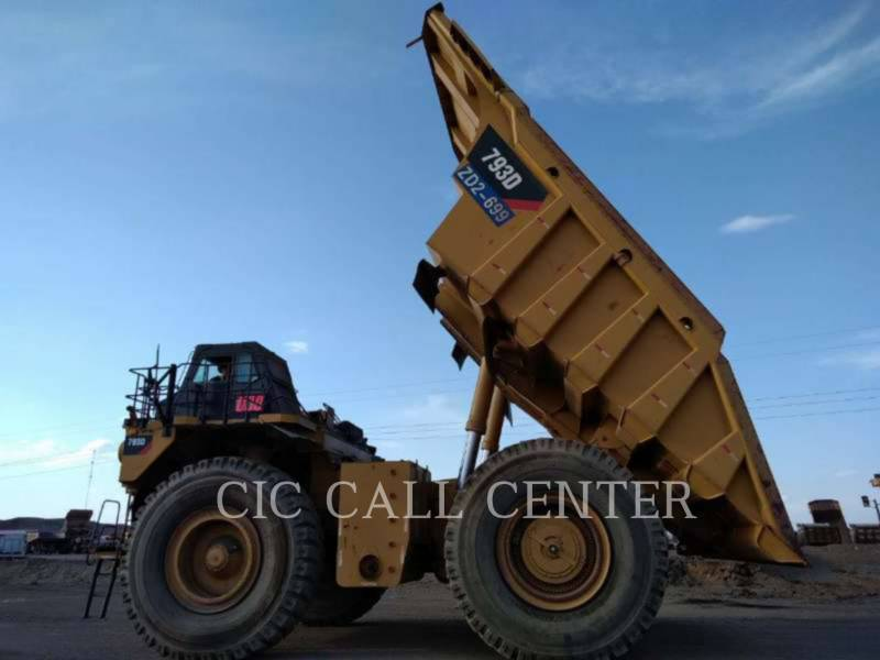 CATERPILLAR OFF HIGHWAY TRUCKS 793D equipment  photo 1