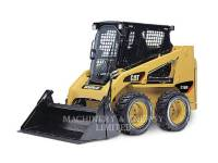 Equipment photo CATERPILLAR 216 B PALE COMPATTE SKID STEER 1