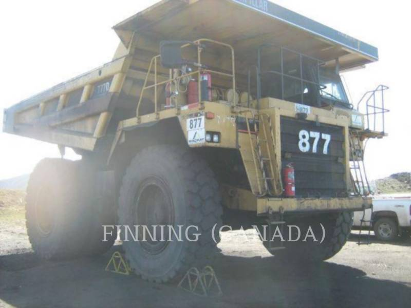 CATERPILLAR MULDENKIPPER 777D equipment  photo 3