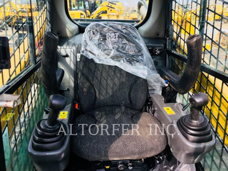 CATERPILLAR CARGADORES MULTITERRENO 299D equipment  photo 8
