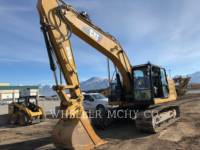 CATERPILLAR TRACK EXCAVATORS 320E L CF equipment  photo 1