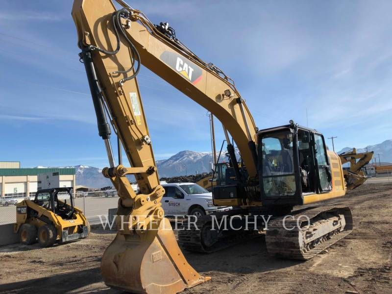 CATERPILLAR 履带式挖掘机 320E L CF equipment  photo 1
