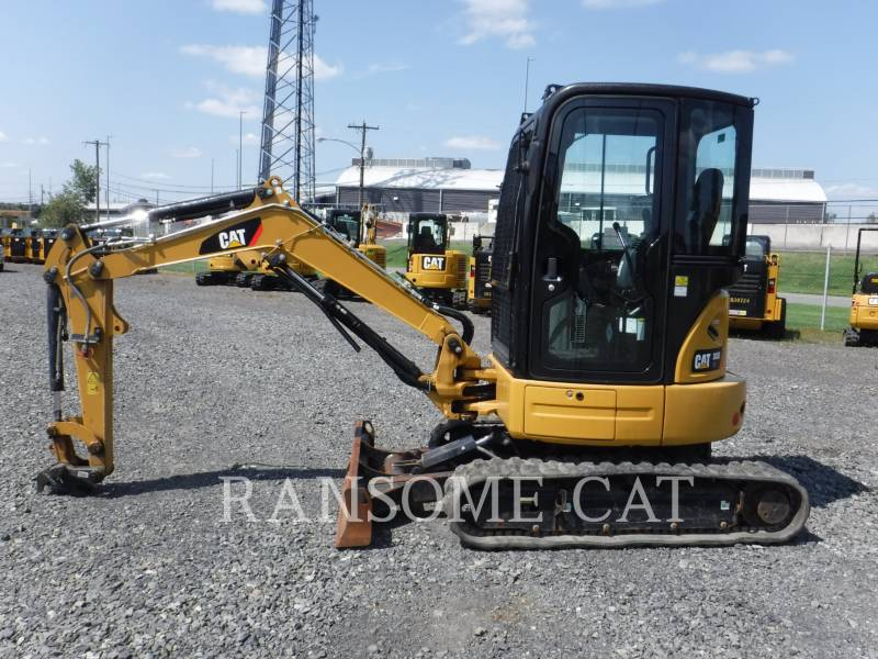 Caterpillar EXCAVATOARE PE ŞENILE 303ECR equipment  photo 8