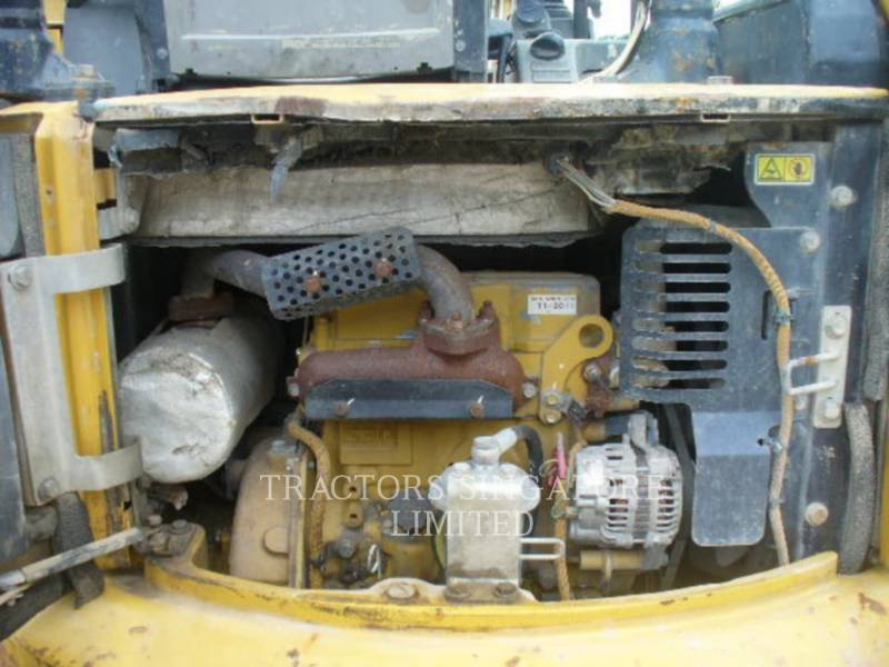 CATERPILLAR TRACK EXCAVATORS 303.5DCR equipment  photo 19