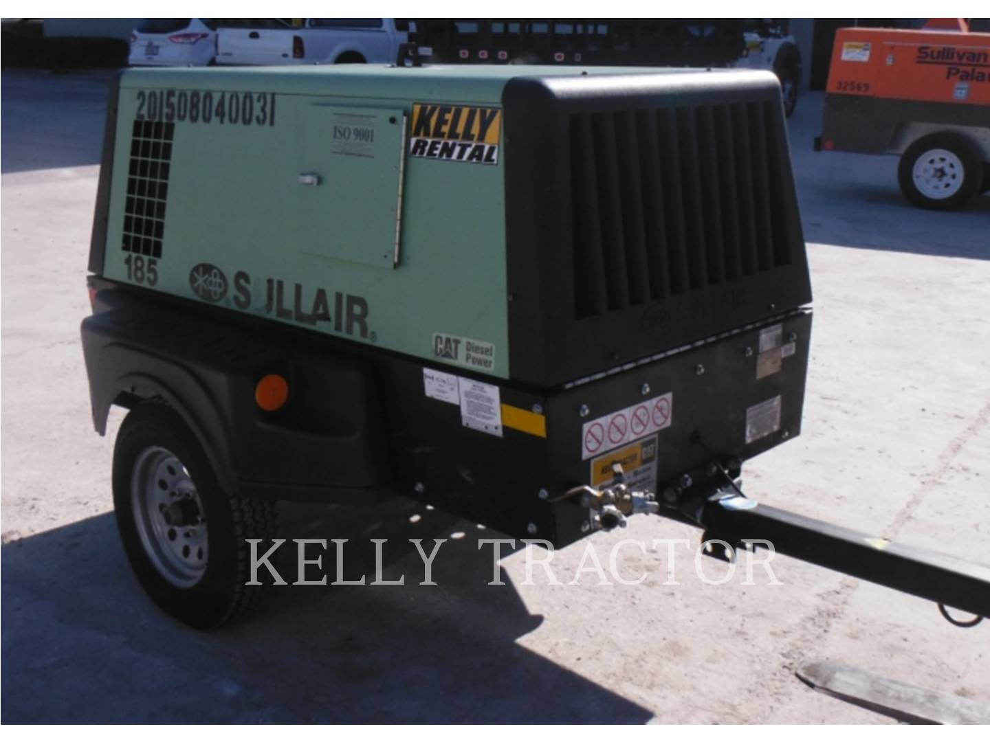 Detail photo of 2016 Sullair 185DPQ from Construction Equipment Guide