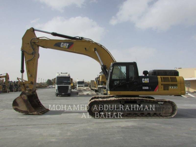 CATERPILLAR トラック油圧ショベル 336 D2 L REACH equipment  photo 2