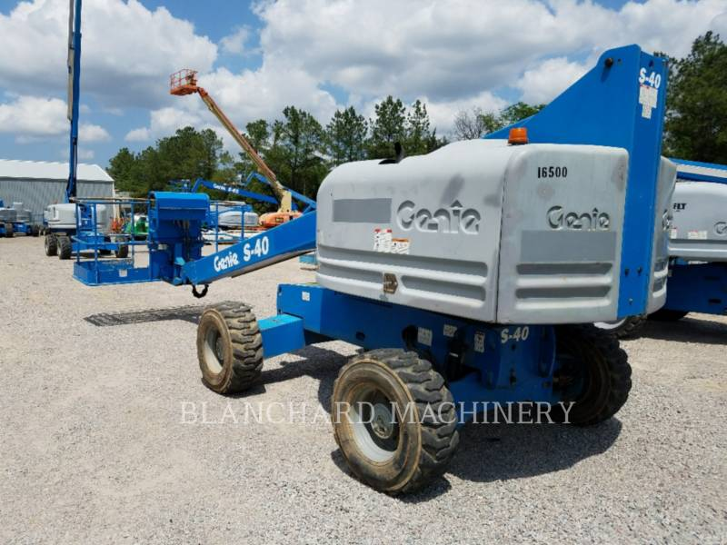 GENIE INDUSTRIES LEVANTAMIENTO - PLUMA S-40 equipment  photo 5