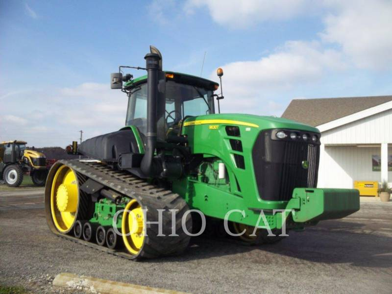 JOHN DEERE TRACTEURS AGRICOLES 9630T equipment  photo 1
