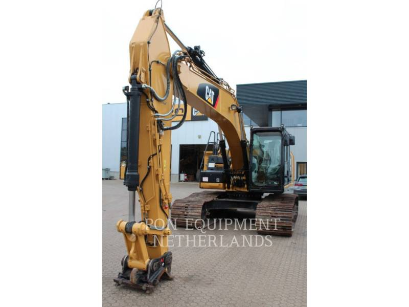 CATERPILLAR PELLES SUR CHAINES 323 EL equipment  photo 20