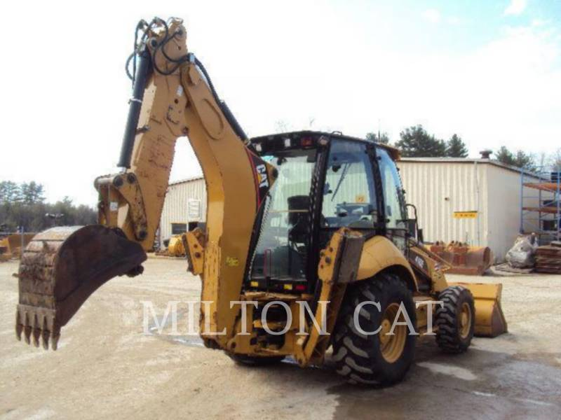 CATERPILLAR BACKHOE LOADERS 416 E equipment  photo 4