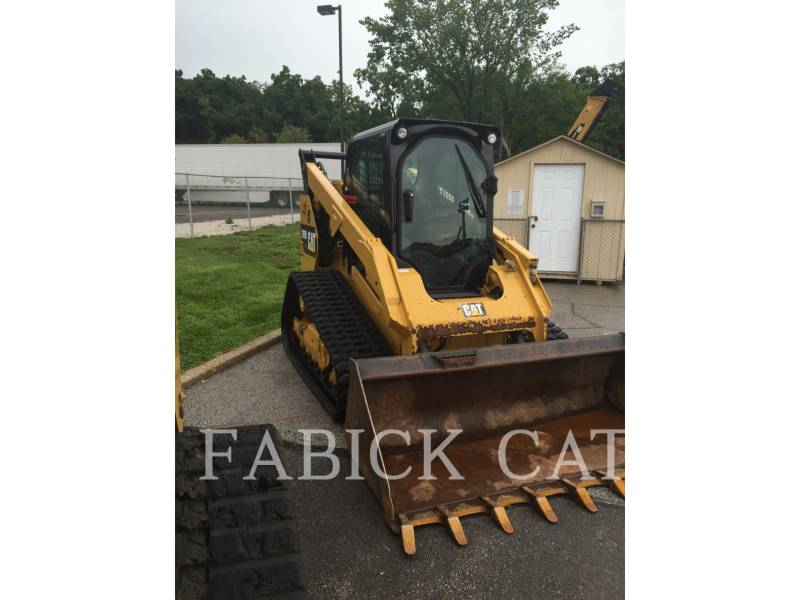CATERPILLAR CARGADORES MULTITERRENO 289D C3H2 equipment  photo 3