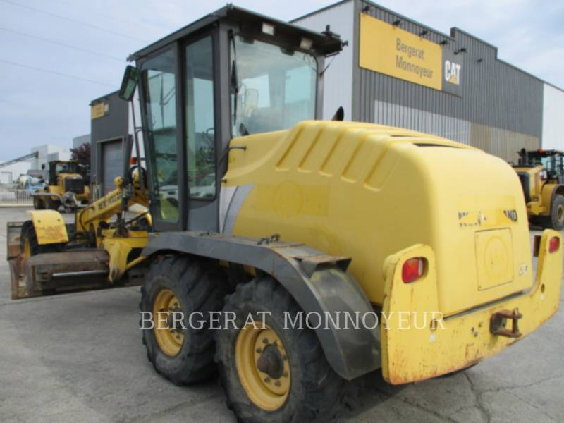 NEW HOLLAND MOTONIVELADORAS 106.6A equipment  photo 12
