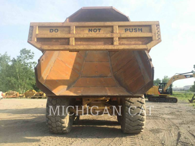 CATERPILLAR ARTICULATED TRUCKS 740 T equipment  photo 5