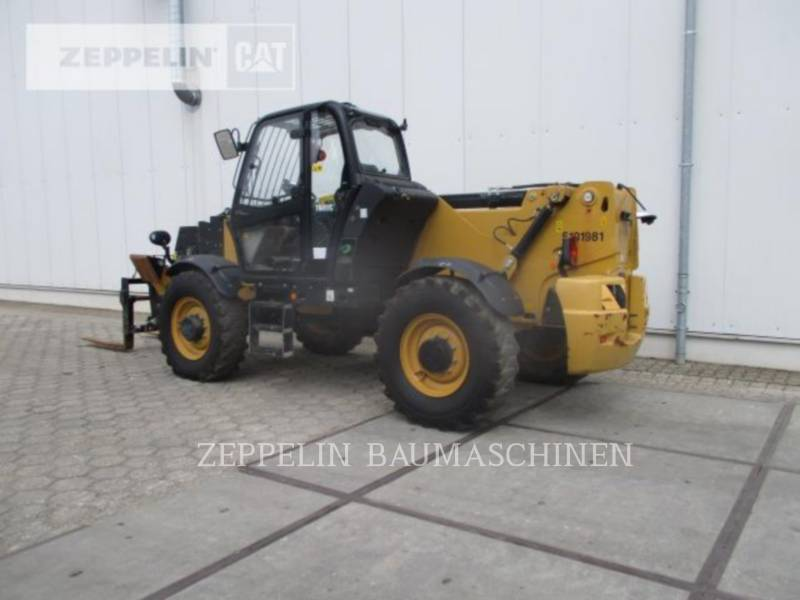 CATERPILLAR TELESKOPSTAPLER TH417C equipment  photo 2