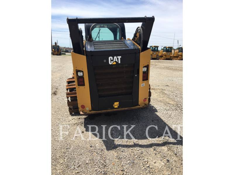 CATERPILLAR PALE COMPATTE SKID STEER 262D C3H2 equipment  photo 6