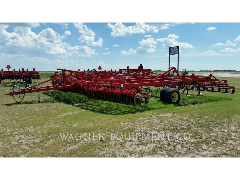 SUNFLOWER MFG. COMPANY AG TILLAGE EQUIPMENT SF6333-31 equipment  photo 4