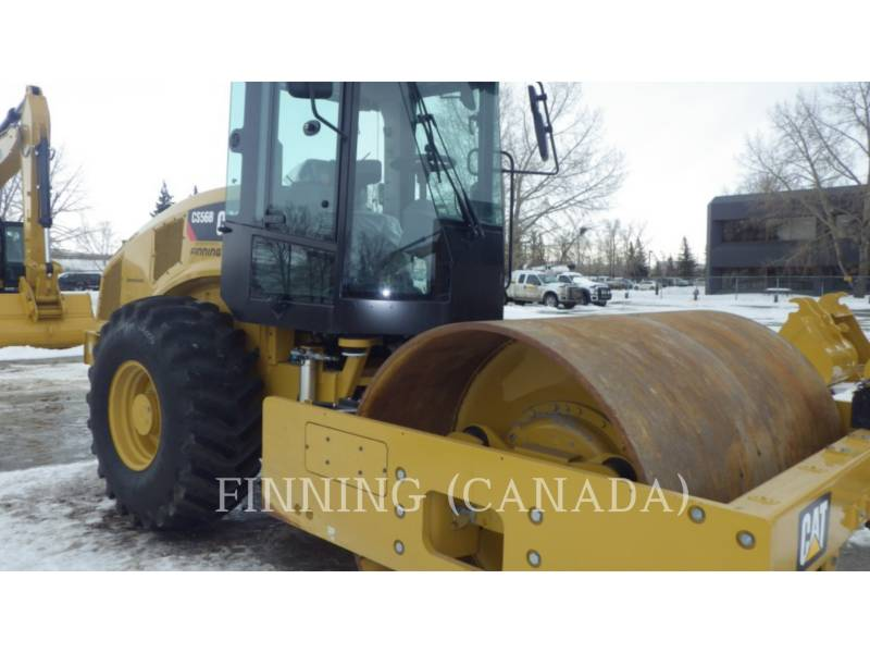 CATERPILLAR COMPACTORS CS56B equipment  photo 2