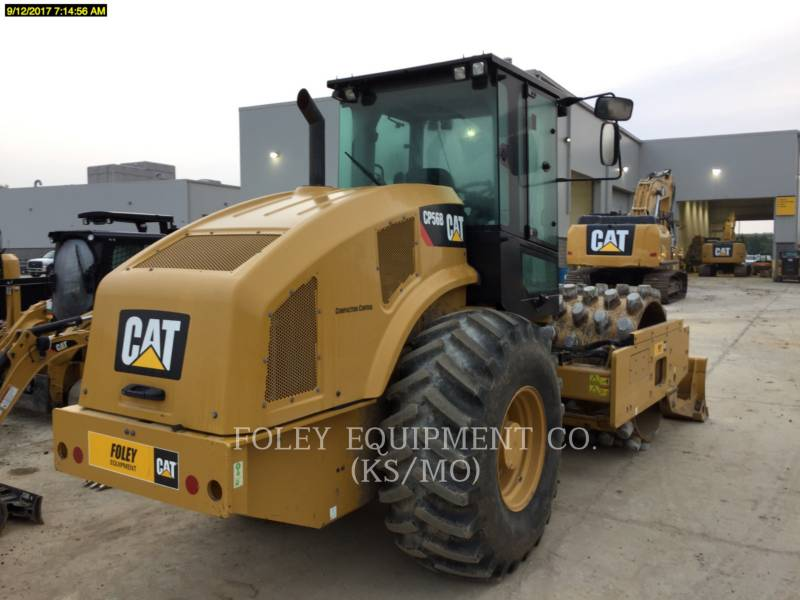 CATERPILLAR COMPACTEURS CP56B equipment  photo 3