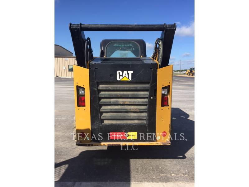 CATERPILLAR SKID STEER LOADERS 262 D equipment  photo 5