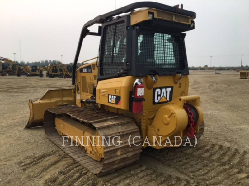 CATERPILLAR TRACTORES DE CADENAS D3K2SLGP equipment  photo 3