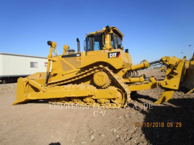 CATERPILLAR TRACTEURS SUR CHAINES D8T equipment  photo 9