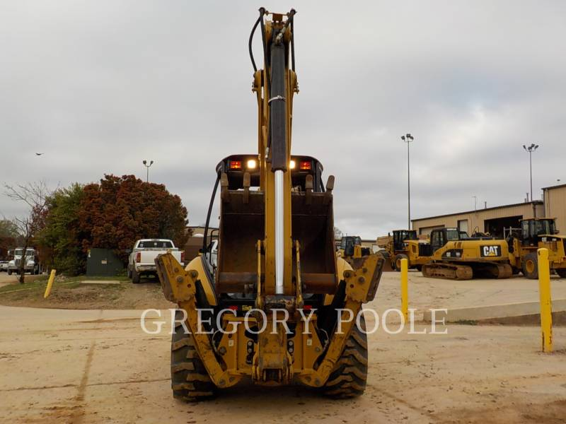 CATERPILLAR BACKHOE LOADERS 416F equipment  photo 11
