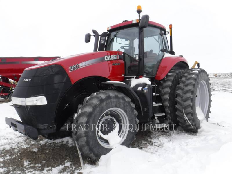 CASE AG TRACTORS 260 MAG equipment  photo 1