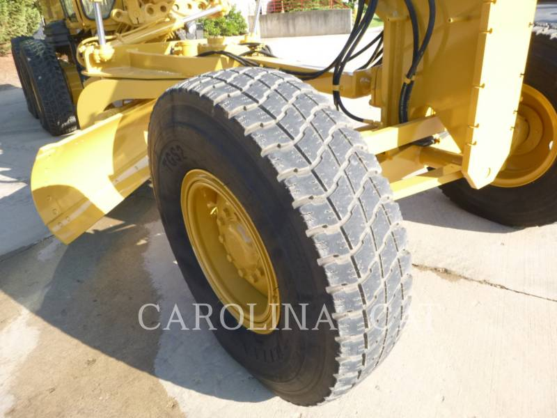 CATERPILLAR MOTONIVELADORAS 140H equipment  photo 8