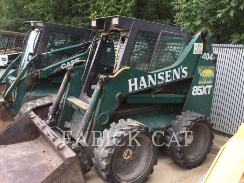 CASE/NEW HOLLAND MINICARREGADEIRAS 85XT equipment  photo 1