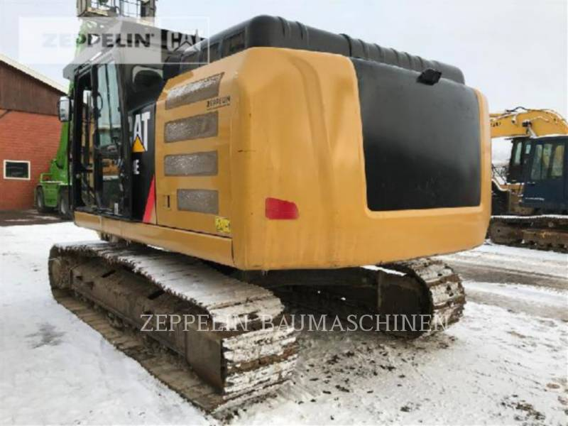 CATERPILLAR TRACK EXCAVATORS 324ELN equipment  photo 5