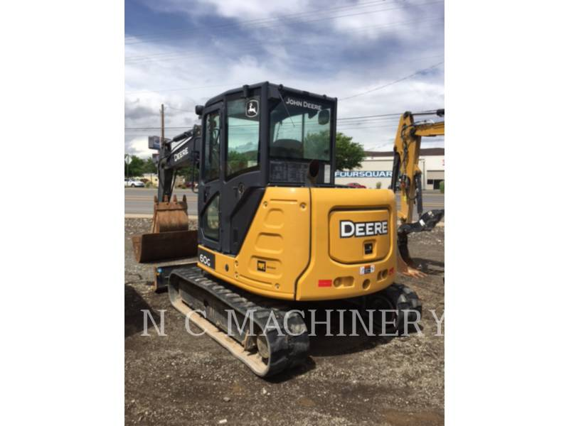 JOHN DEERE TRACK EXCAVATORS 60G equipment  photo 13