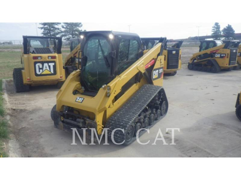 CATERPILLAR MULTI TERRAIN LOADERS 287D equipment  photo 1