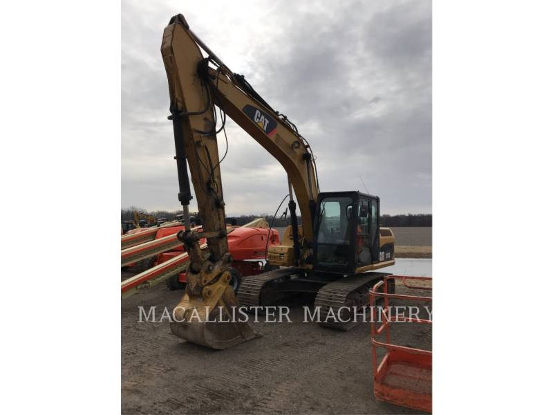 CATERPILLAR KETTEN-HYDRAULIKBAGGER 315DL equipment  photo 1