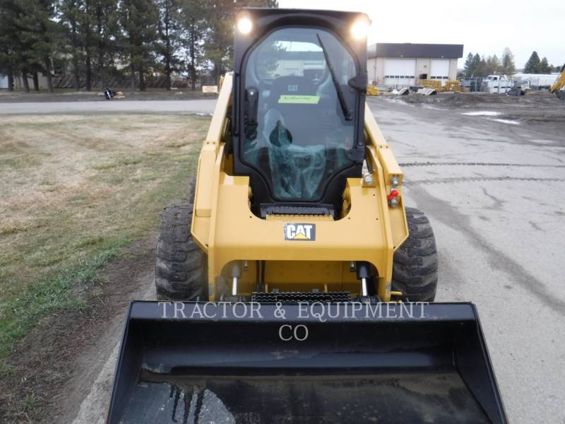 CATERPILLAR CHARGEURS COMPACTS RIGIDES 246D H2CB equipment  photo 9