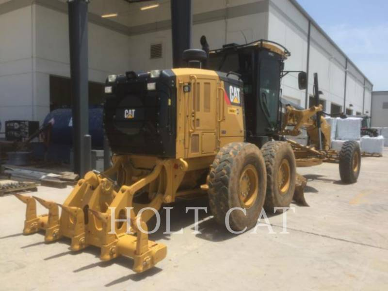 CATERPILLAR MOTOR GRADERS 140M2 GOV equipment  photo 4