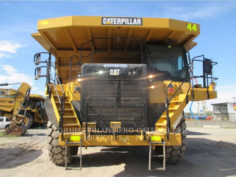 CATERPILLAR CAMINHÕES FORA DA ESTRADA 777GLRC equipment  photo 4