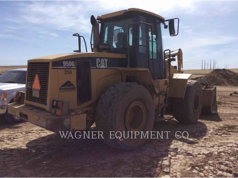 CATERPILLAR WHEEL LOADERS/INTEGRATED TOOLCARRIERS 950G II equipment  photo 3