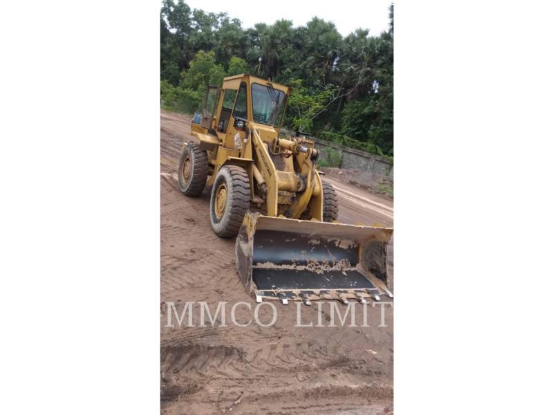 CATERPILLAR PÁ-CARREGADEIRAS DE RODAS/ PORTA-FERRAMENTAS INTEGRADO 2021Z equipment  photo 8