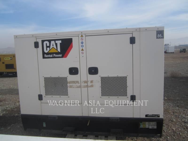 OLYMPIAN CAT STATIONARY GENERATOR SETS XQE30-2 equipment  photo 5
