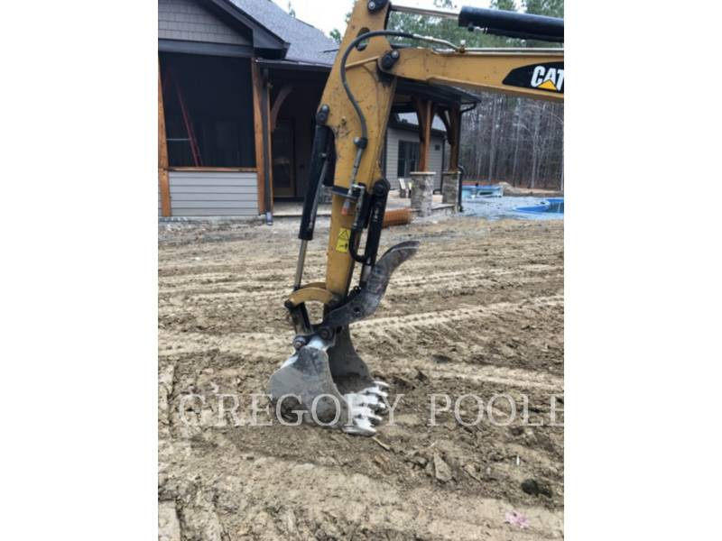 CATERPILLAR ESCAVADEIRAS 303.5E equipment  photo 3
