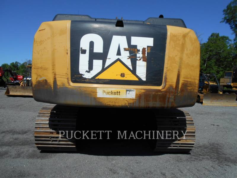 CATERPILLAR 履带式挖掘机 336EL equipment  photo 3