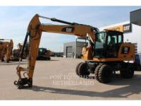Equipment photo CATERPILLAR M 314 F EXCAVADORAS DE RUEDAS 1