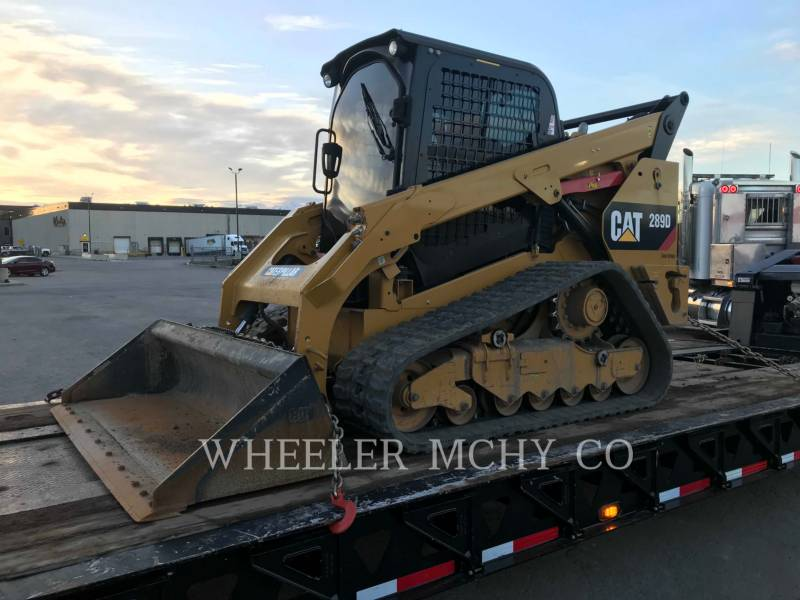 CATERPILLAR PALE CINGOLATE MULTI TERRAIN 289D C3-H2 equipment  photo 1