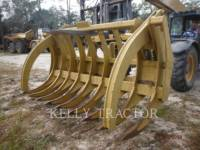 Equipment photo CATERPILLAR 950H QC МАССА - ГРАБЛИ 1