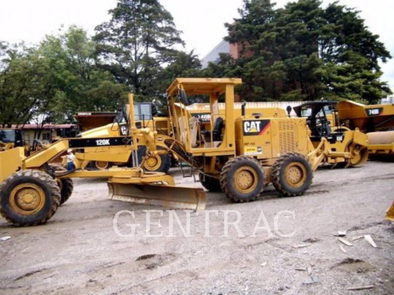 CATERPILLAR MOTONIVELADORAS 120K equipment  photo 2