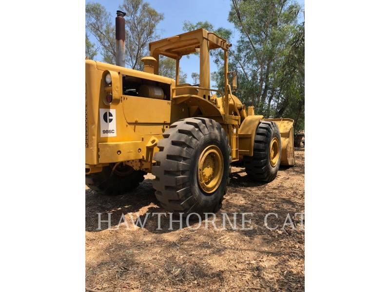 Caterpillar ÎNCĂRCĂTOARE PE ROŢI/PORTSCULE INTEGRATE 966C equipment  photo 6