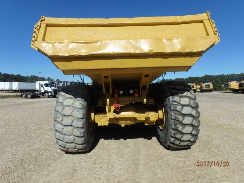 Caterpillar CAMIOANE ARTICULATE 745C equipment  photo 3