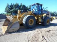 Equipment photo Caterpillar 966MXE ÎNCĂRCĂTOARE PE ROŢI/PORTSCULE INTEGRATE 1
